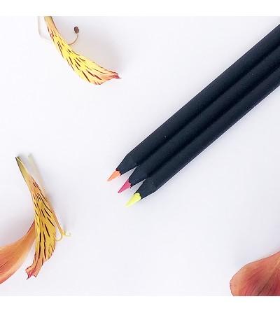 Ecological tinted pencils set of 3 units. Divine-Desing