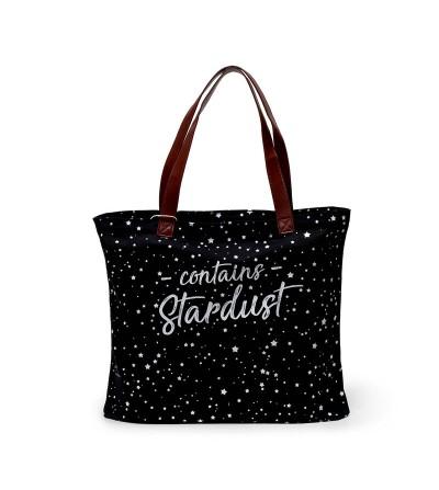 Stardust cotton tote bag Legami