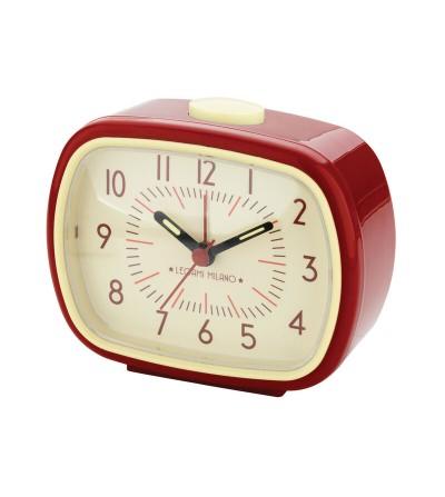 Reloj despertador vintage. Legami