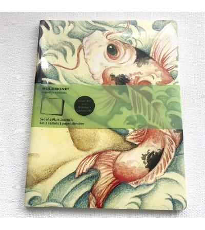 2 Legendary notebooks. Moleskine