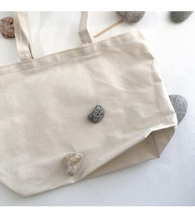 Tote bag with gusset. Moslo