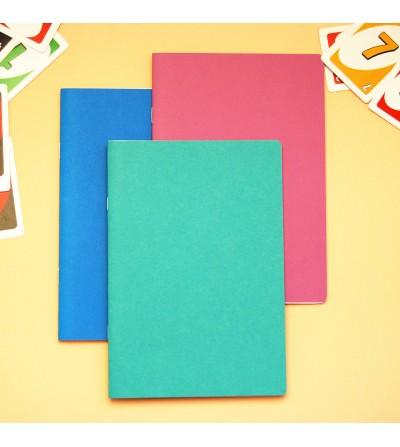 Pack de 3 libretas creativas de colores